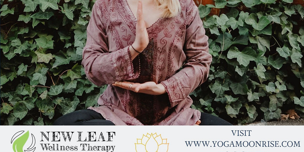 MoonRise Five Week Womyn's Yoga + Accountability Series