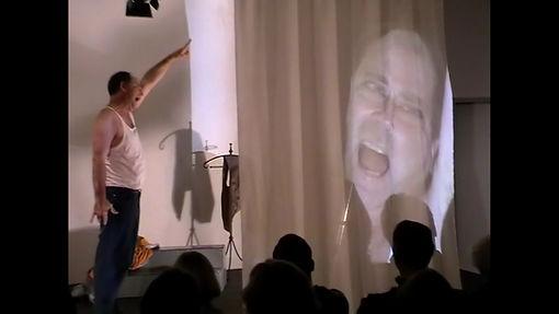 Ausblick aufs Paradies, Forum für Kreativität und Kommunikation, Dirk Wittke, Theater