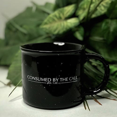 Consumed by the Call Coffee Mug