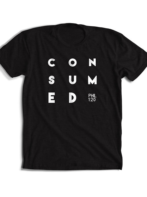 NEW STYLE Consumed Shirt (Great for Men and Women)