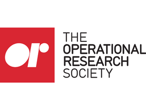 The Operational Research Society: Keynote Speaker Ellen D. Lewis