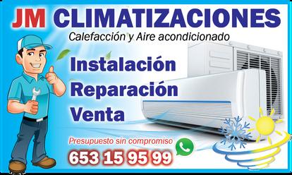 JM CLIMATIZACIONES