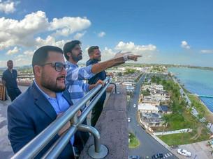 Visita oficial a Puerto Rico