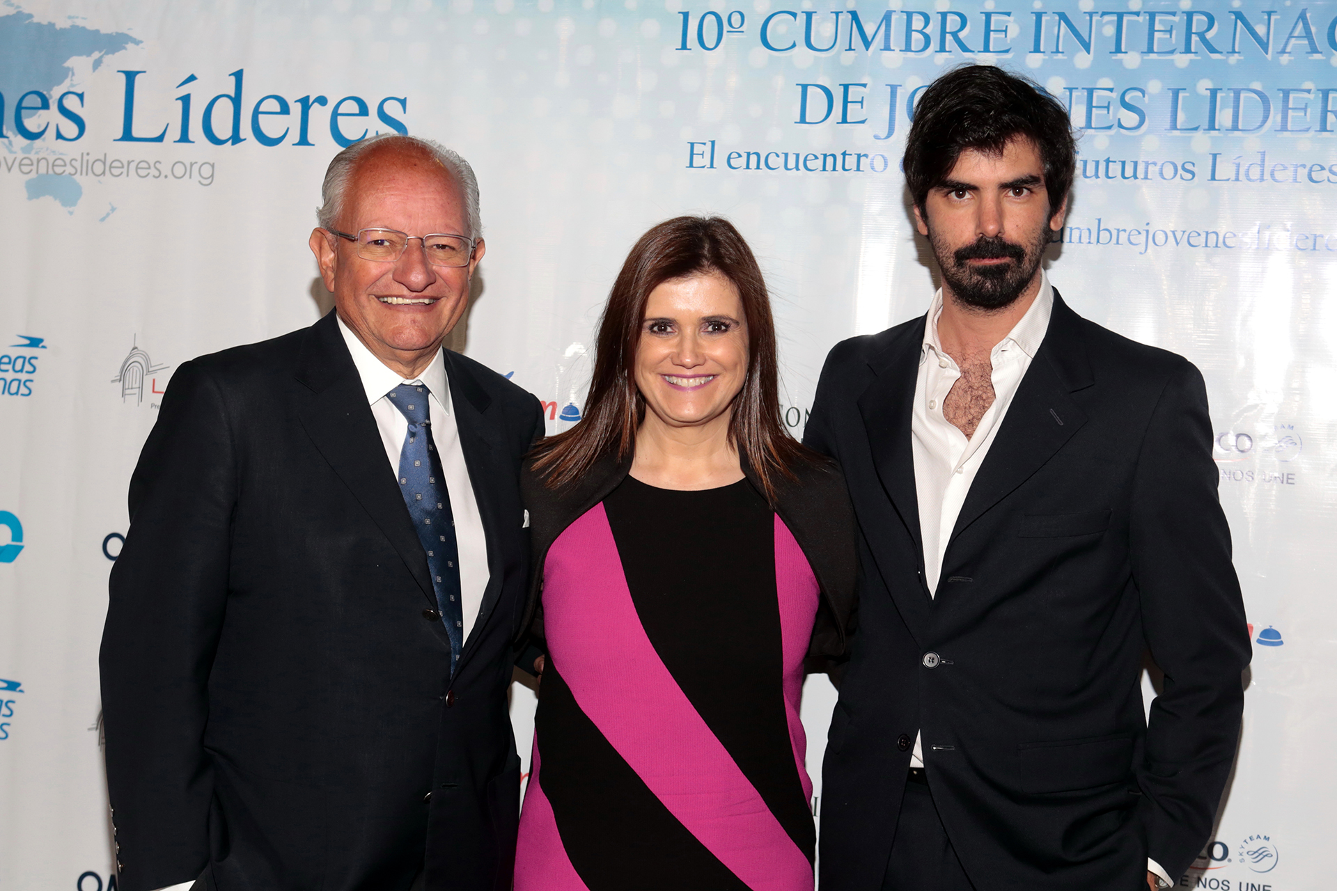 Pilar Sordo, Abel Albino, Lea Viotto