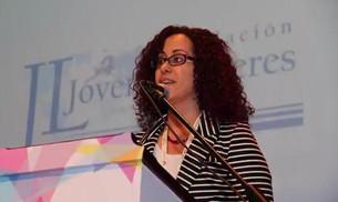 Barbara Lopez, directora de RRII de Jóvenes Líderes disertó en foro de juventud