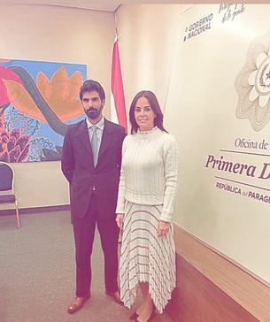 Visita a la República del Paraguay