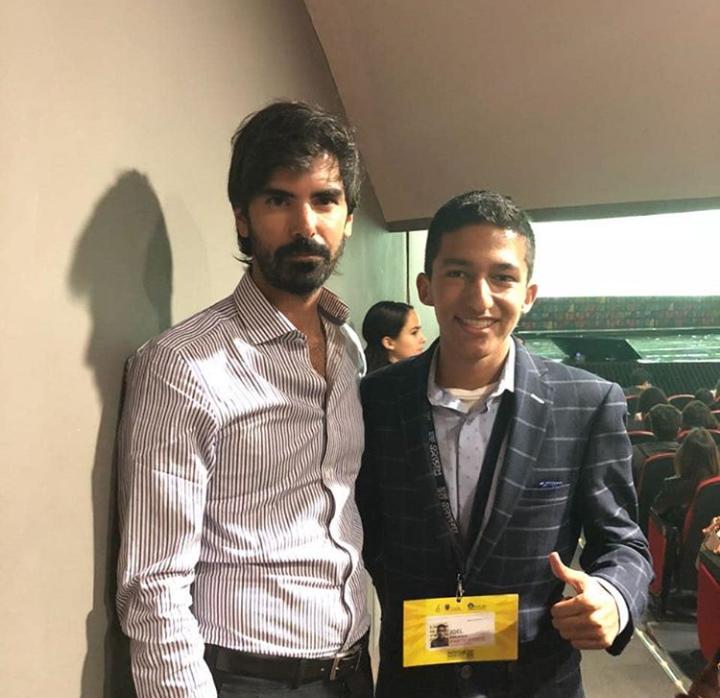 Leandro Viotto en Motor de México