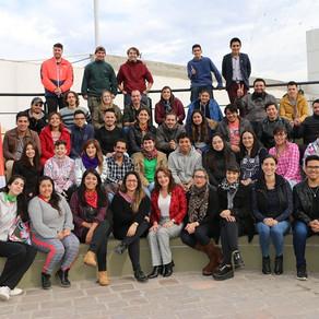 Taller de capacitación a jóvenes líderes