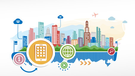"Gana una beca para diplomatura de ""SMART CITIES"""