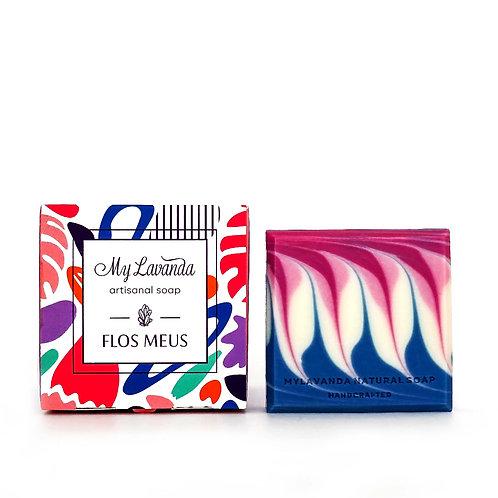 FLOS MEUS face | body soap
