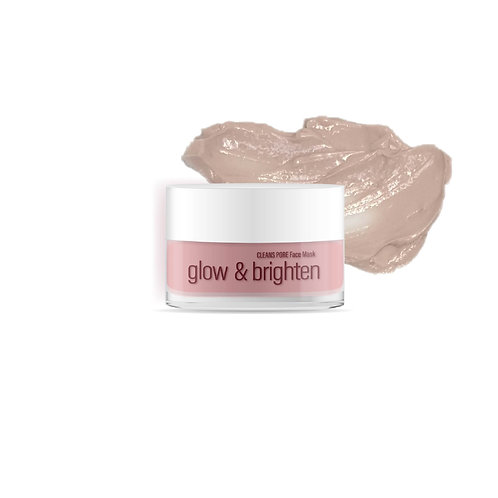 Pure Clay Brightening Face mask