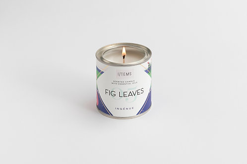 Ingenue FIG LEAVES Candle