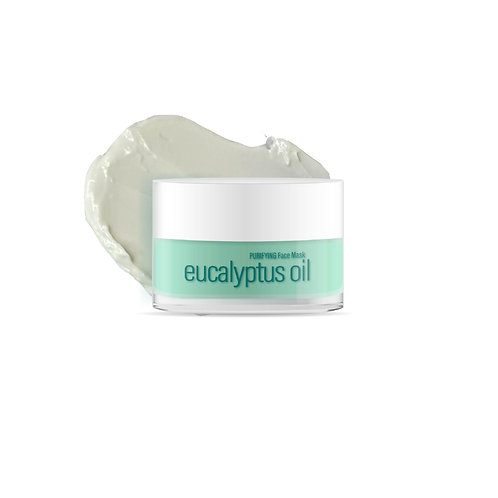 Pure Clay Purifying Face Mask
