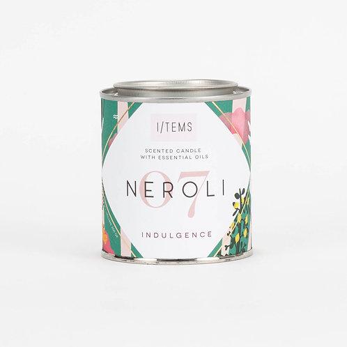 Invigorating INGULGENCE Neroli Candle
