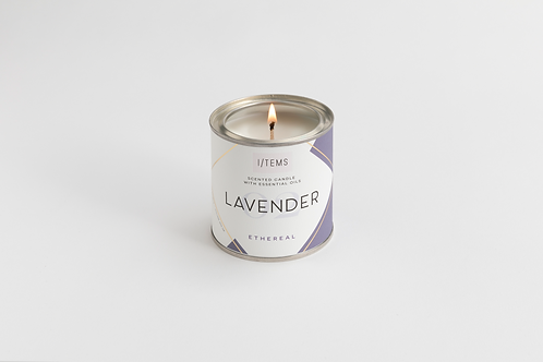 Ethereal LAVENDER Candle