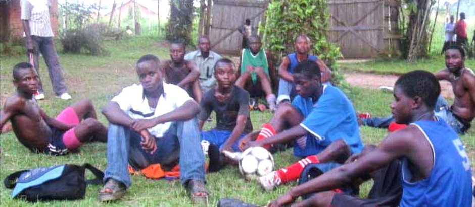Letters from Claudine André 3: Youth Football – 'The Basankusu Bonobos!'