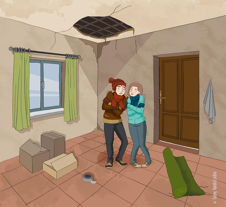L'isolation d'une pièce