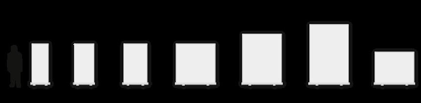 Formats de roll-up