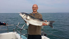 Offshore banks and reef fishing with Katfish Charters