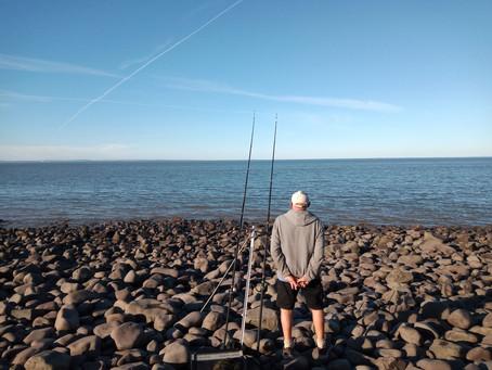 Roving Rods: Fishing White Mark near Minehead