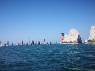 Solent Marine Charters off the Needles
