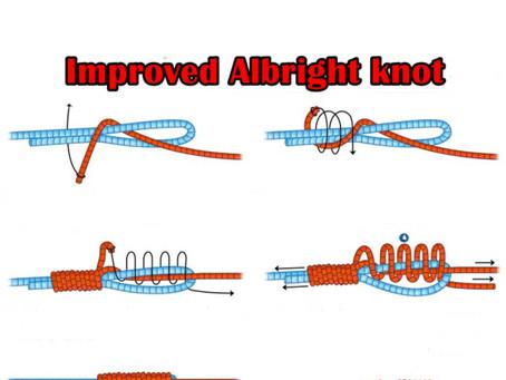 Back to Basics - Improved Albright Knot