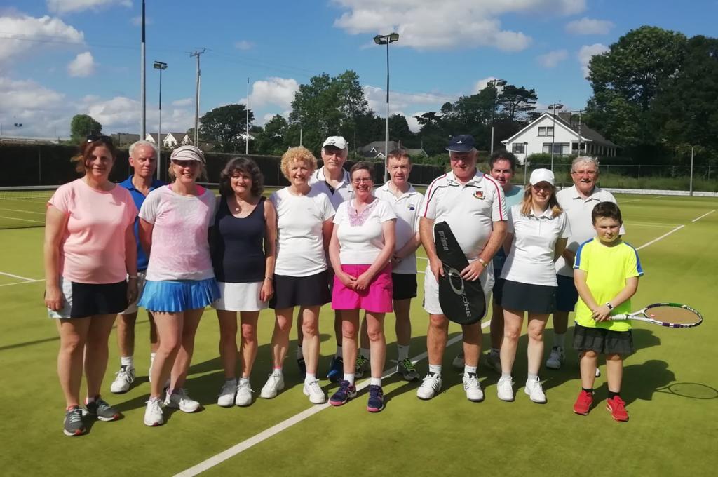 Longford Tennis Club Trip