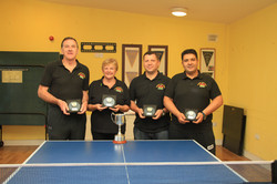 LTTL 2018/19 Table Tennis Season