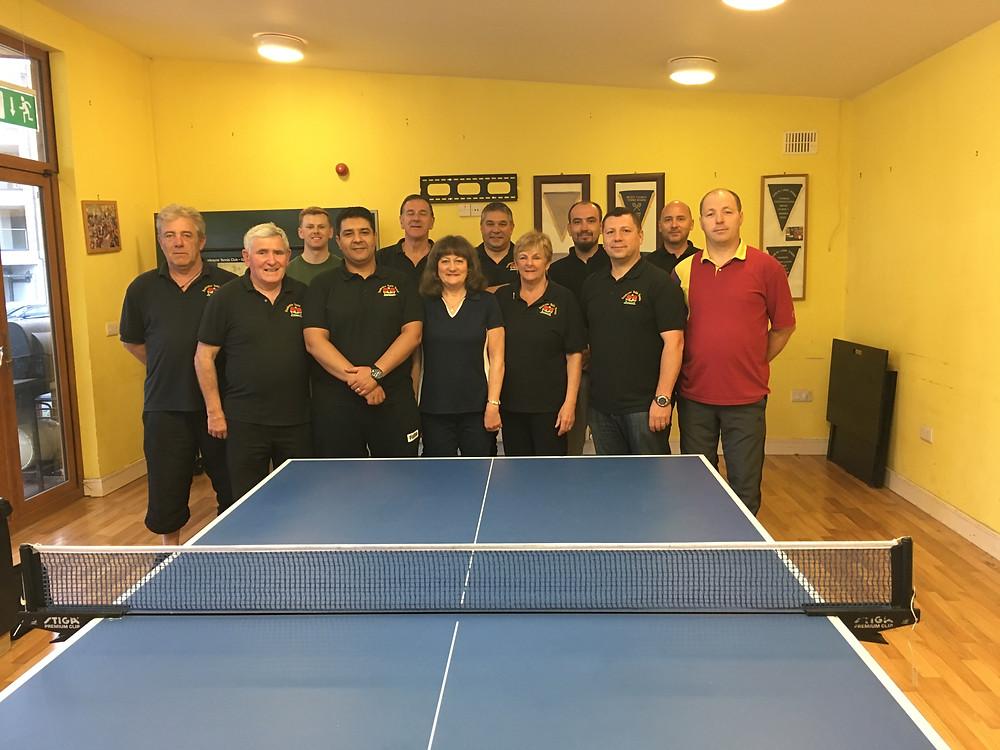 Dunboyne Table Tennis Club