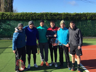 Men's Winter League Results