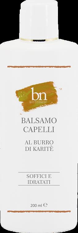 BALSAMO CAPELLI al BURRO DI KARITE'