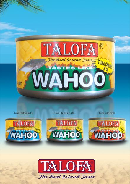 Talofa Wahoo Poster