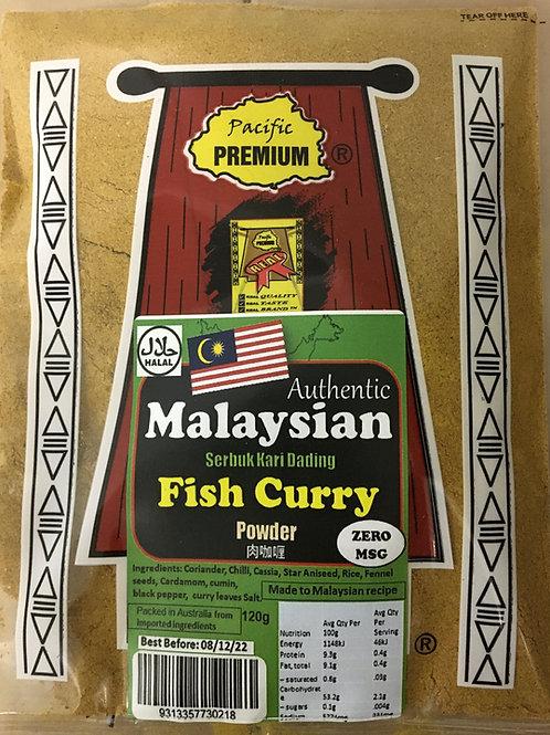 Malaysian Fish Curry Powder