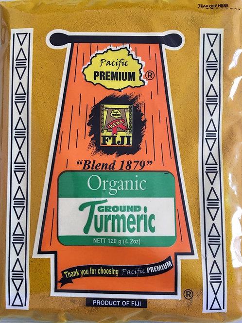 Pacific Premium Organic Turmeric