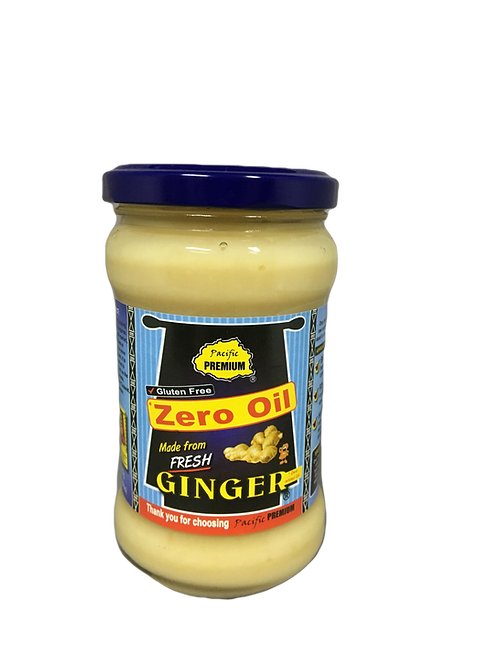 Pacific PREMIUM Crushed Ginger Paste