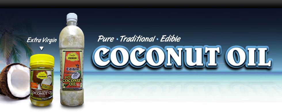 Alfa Coconut Oil