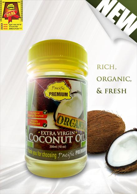Extra Virgin Coconut Oil Poster