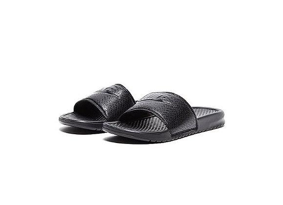 כפכף נייק שחור לגברים Nike Benassi Jdi Black
