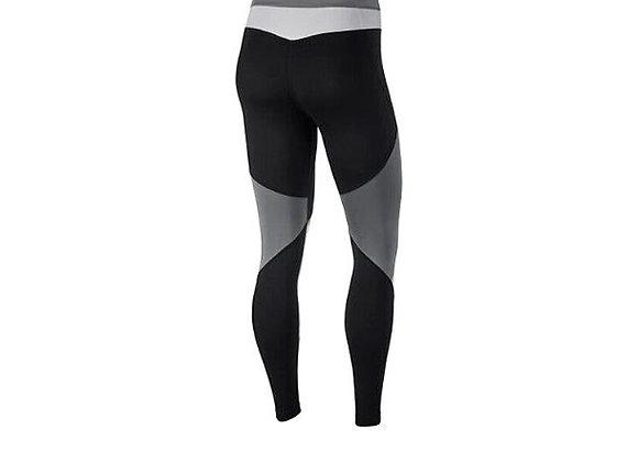 Nike One Tights טייץ 7/8 שחור אפור לנשים