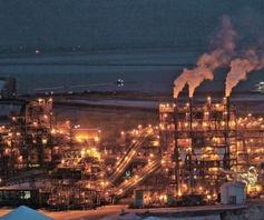 Dead Sea factories