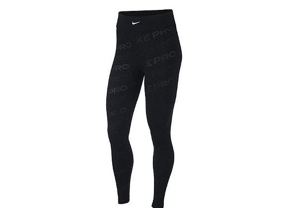טייץ נייק פרינט לנשים Nike Pro Women's Printed