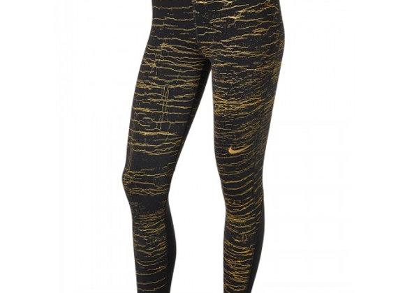 טייץ נייק מנומר לנשים Nike Pro Victory Print Tight