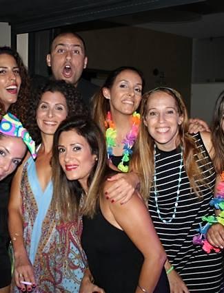 מסיבת קיץ לחבורה מגניבה במיוחד