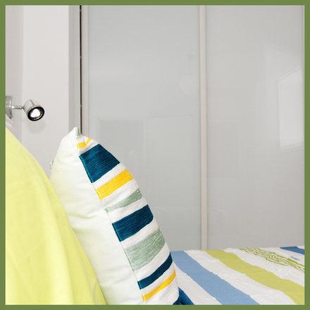 עיצוב אקולוגי חדר שינה