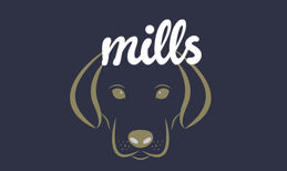 mills - online store The new generation of dog food - start-up