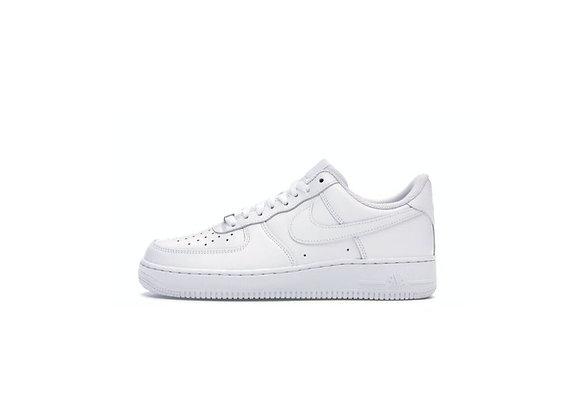 נייק אופנה לבן לגברים Nike AF1 Shose