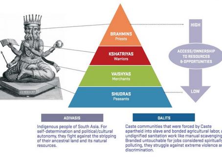 Caste in the Diaspora Teach-In