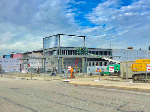ALDI North Randall Project Progress
