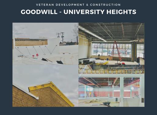 Goodwill Project Progress