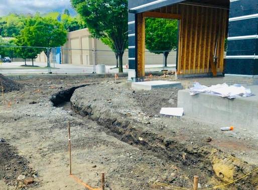 Steelyard Commons Starbucks Project Update